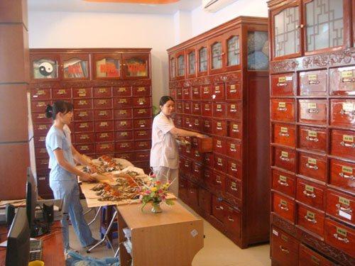 Phòng thuốc phòng khám Nguyễn HỮu Toàn