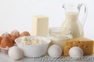 Chế độ ăn cho bệnh suy buồng trứng