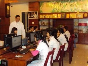 Lương y Nguyễn Hữu Toàn chữa khỏi bệnh suy buồng trứng, teo buồng trứng