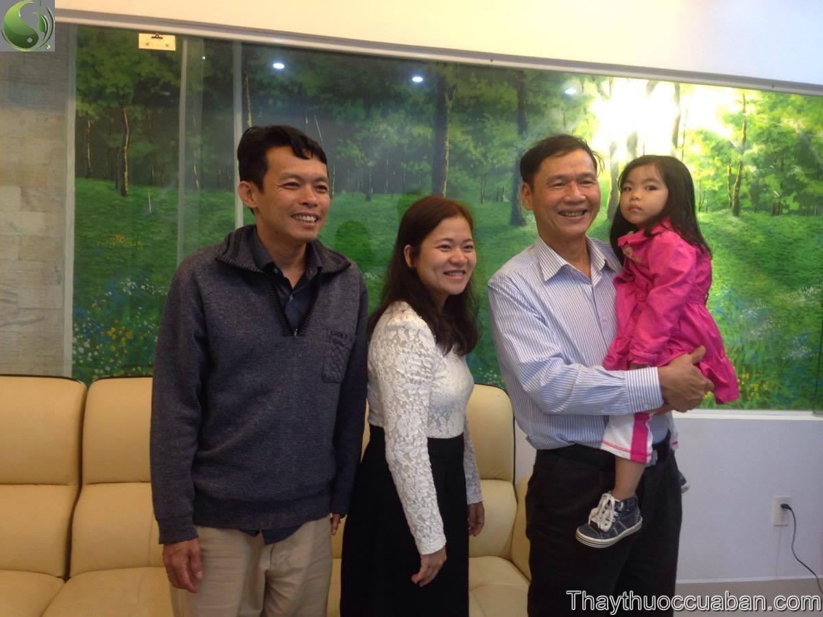 Lương y Nguyễn Hữu Toàn, Địa chỉ điều trị ứ nước vòi trứng hiệu quả
